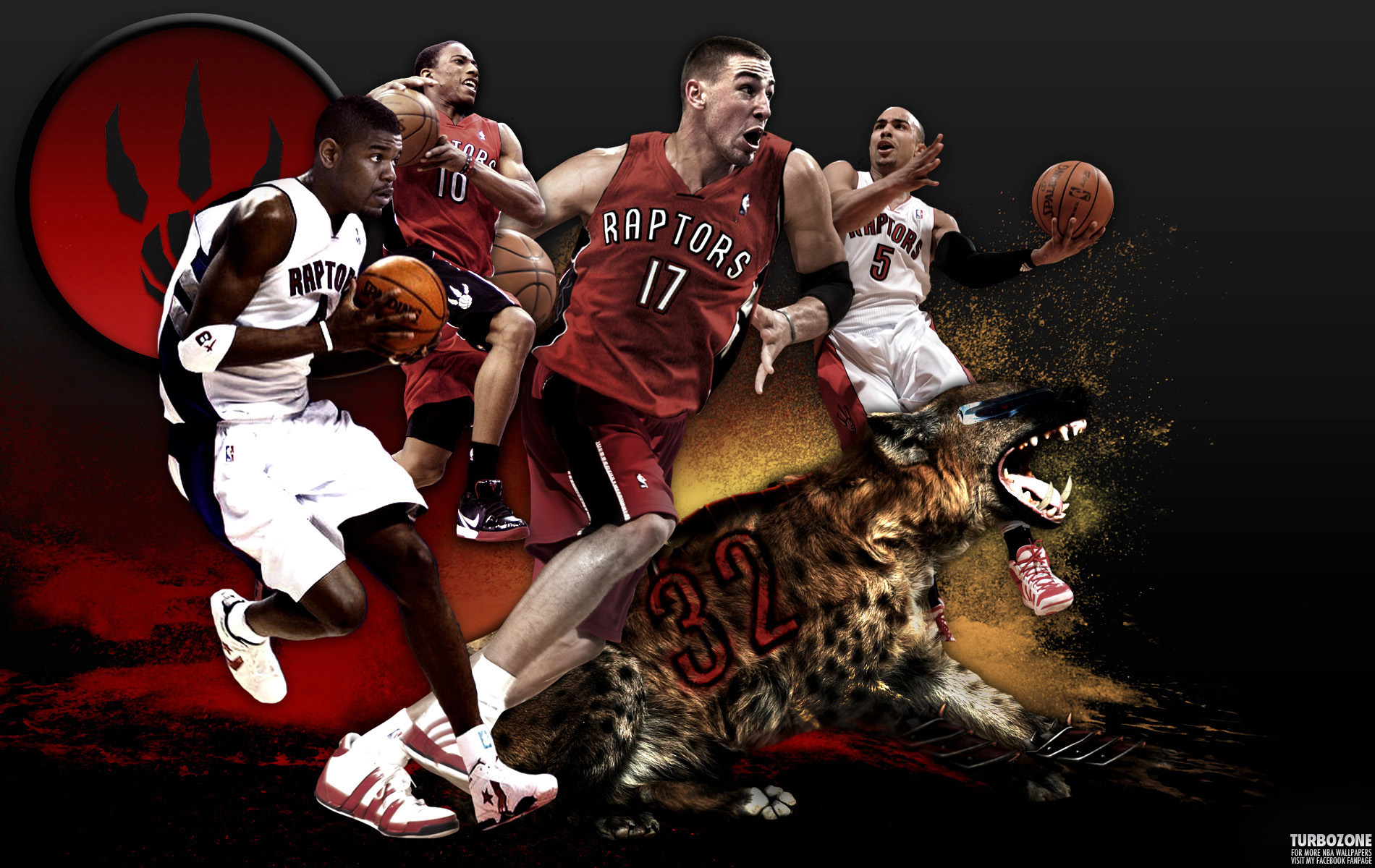 Toronto Raptors Youth Movement 1900x1200