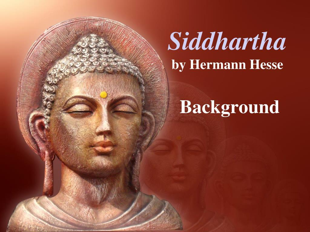 PPT   Siddhartha by Hermann Hesse Background PowerPoint 1024x768