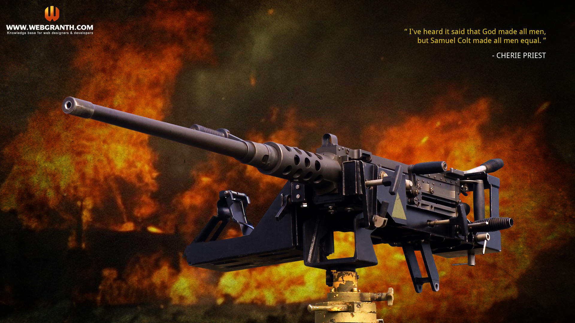 1920x1080px machine gun wallpapers - wallpapersafari