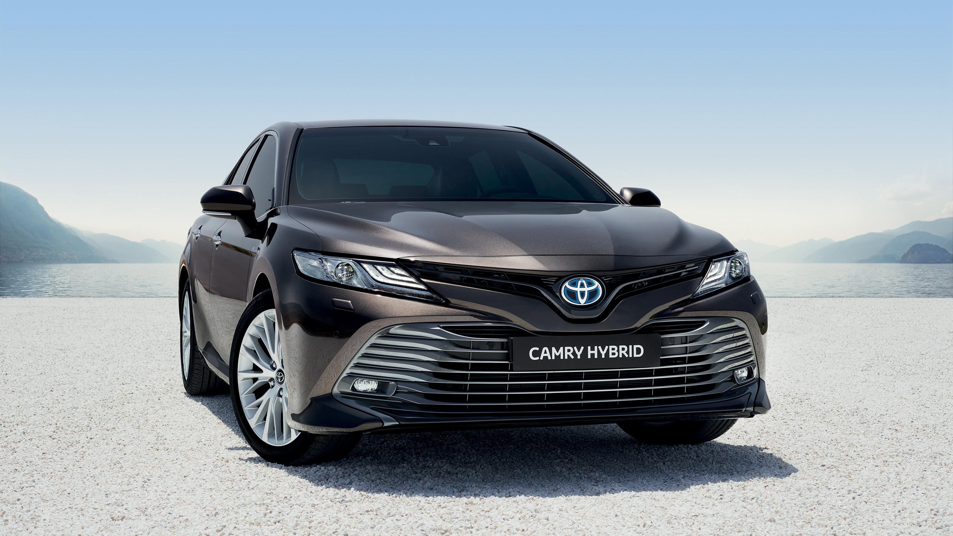 Toyota Camry Hybrid 2019 Wallpaper HD Car Wallpapers ID 11213 3200x1800