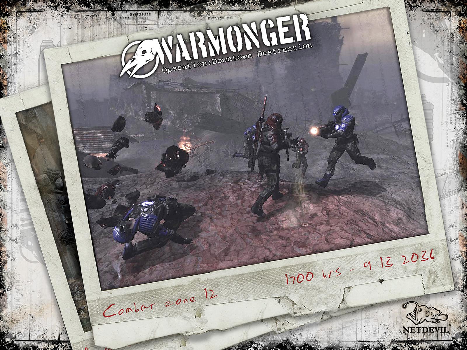 Combat Zone 12 1600x1200