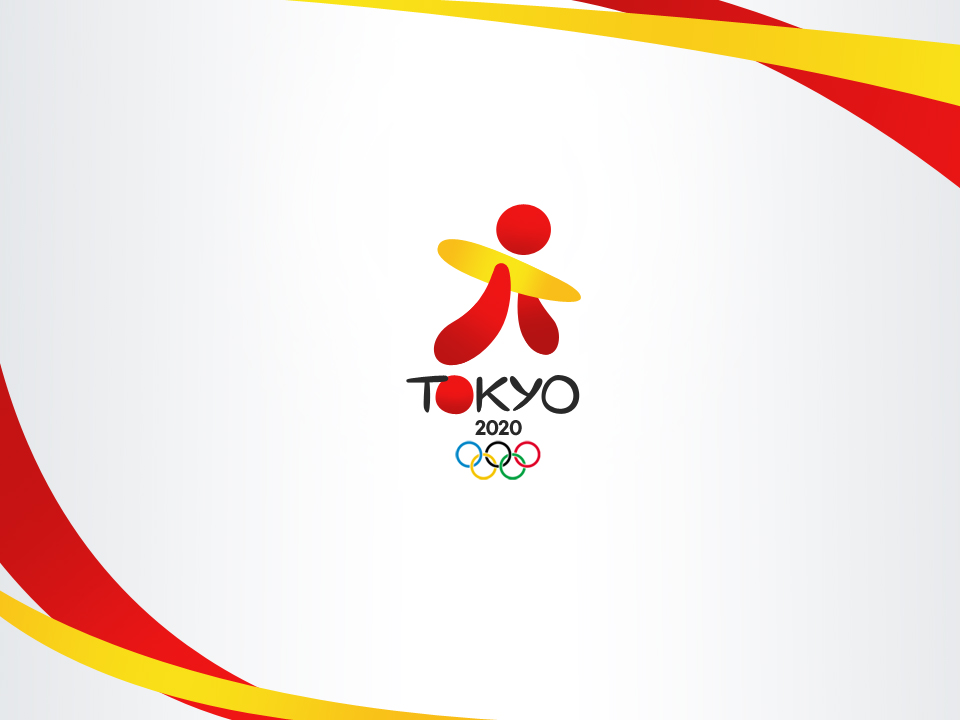 download Tokyo 2020 Olympics Logo by MizterSiah [960x720] for 960x720