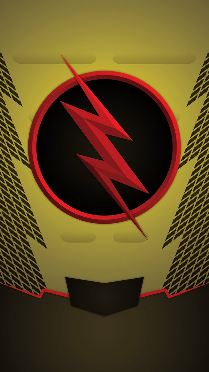 Reverse Flash Phone Background by UrLogicFails on DeviantArt