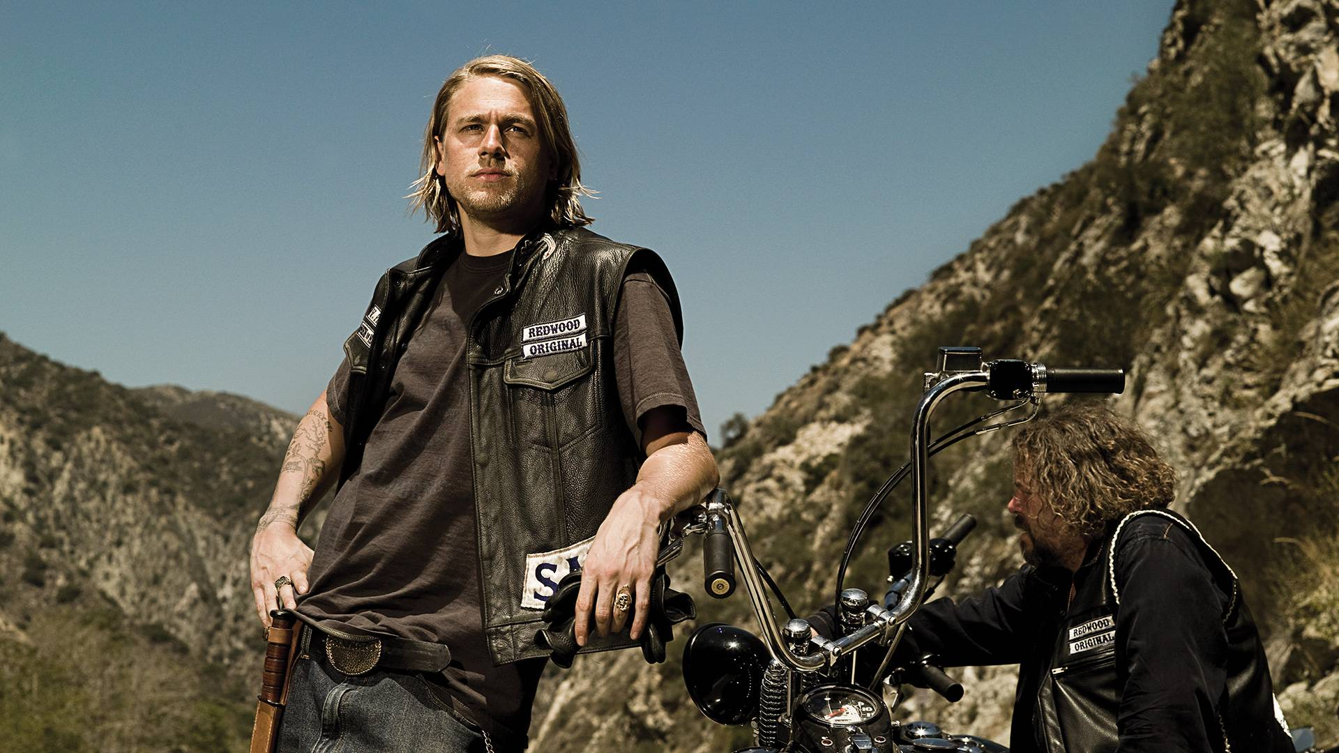 Free Hd Wallpaper Download Charlie Hunnam Wallpaper: Sons Of Anarchy Wallpaper Jax