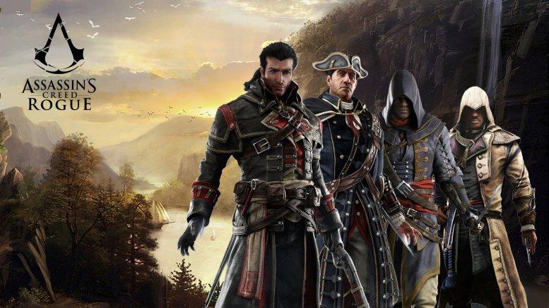777x437px Assassin S Creed Rogue Wallpaper Wallpapersafari