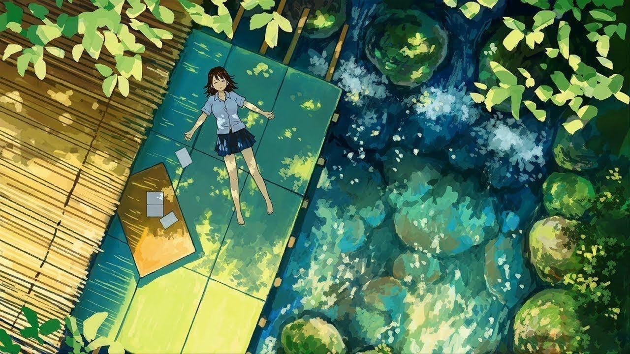 Lo Fi Anime Wallpapers   Top Lo Fi Anime Backgrounds 1280x720