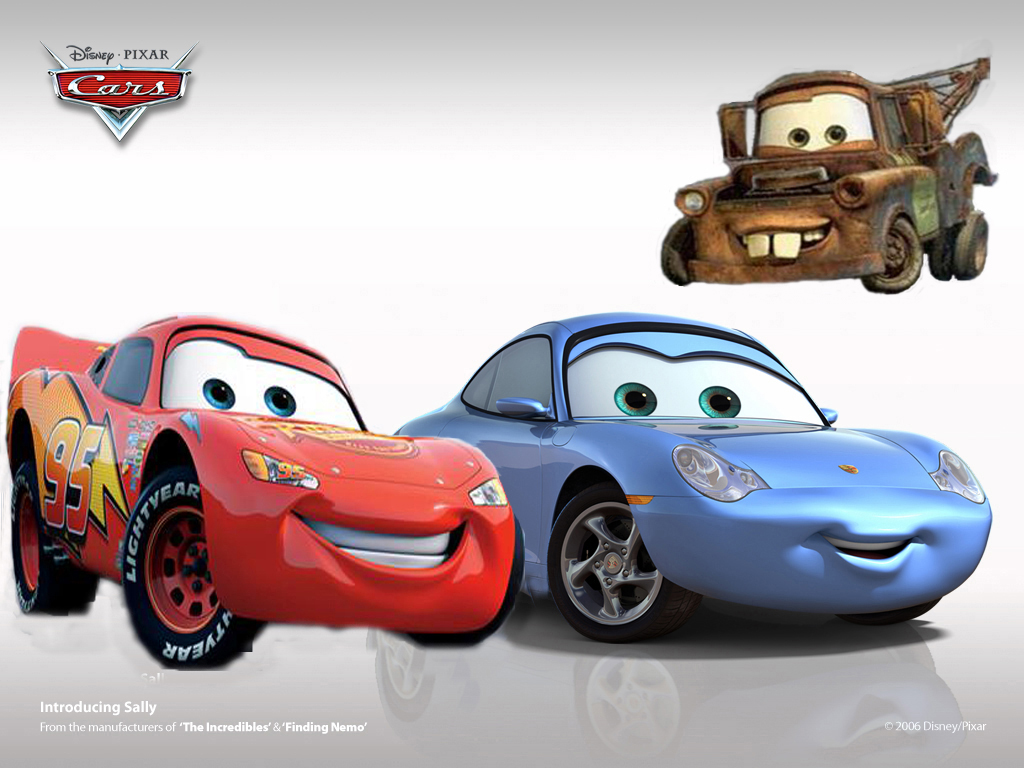 lightning mcqueen cars car lightning mcqueen and mater page 4 1024x768
