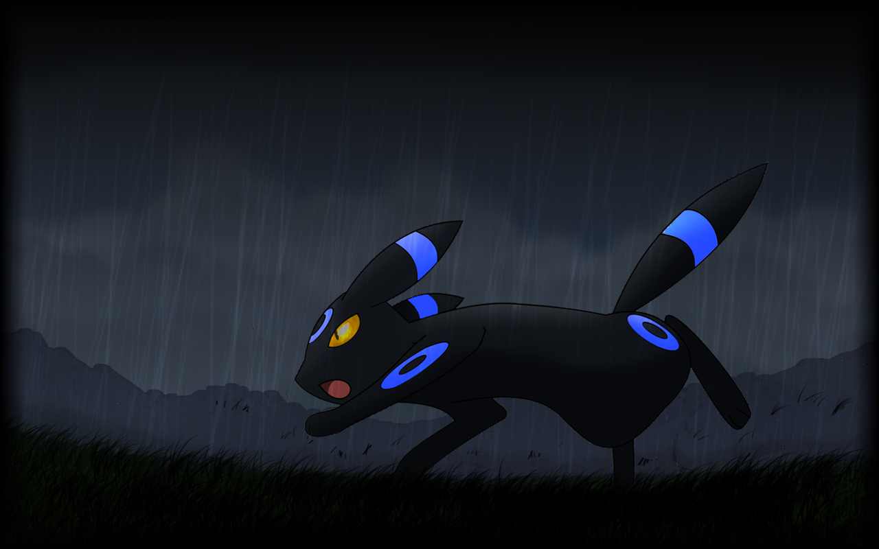 shiny umbreon wallpaper wallpapers for pokemon shiny umbreon wallpaper 1280x800