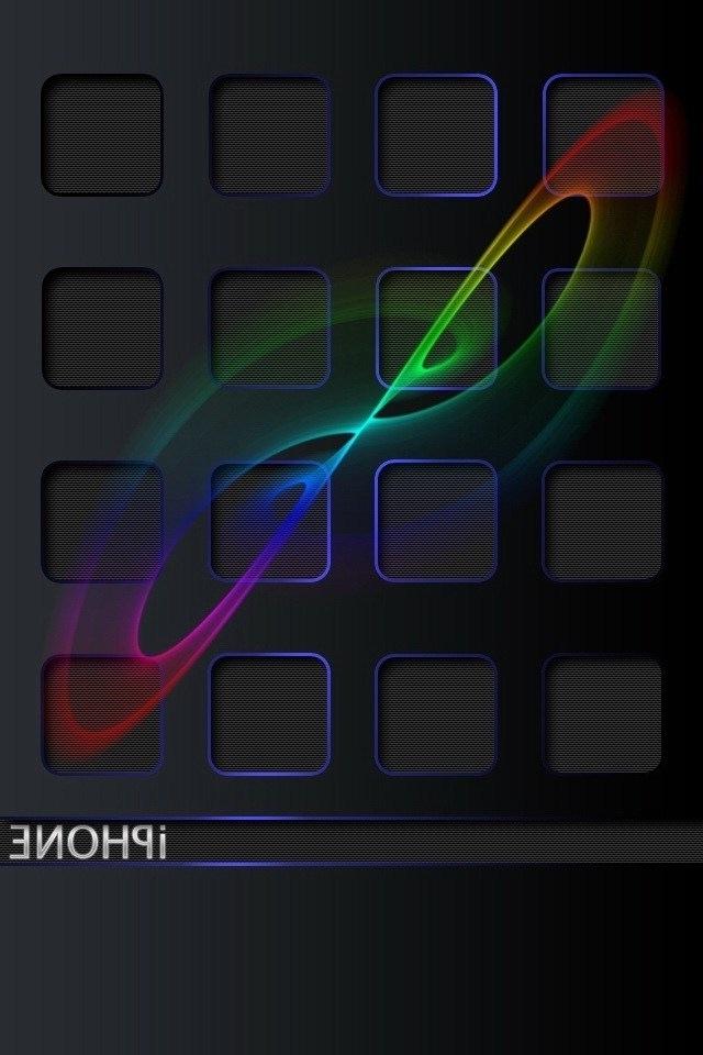 Custom rainbow iPhone HD Wallpaper iPhone HD Wallpaper download 640x960