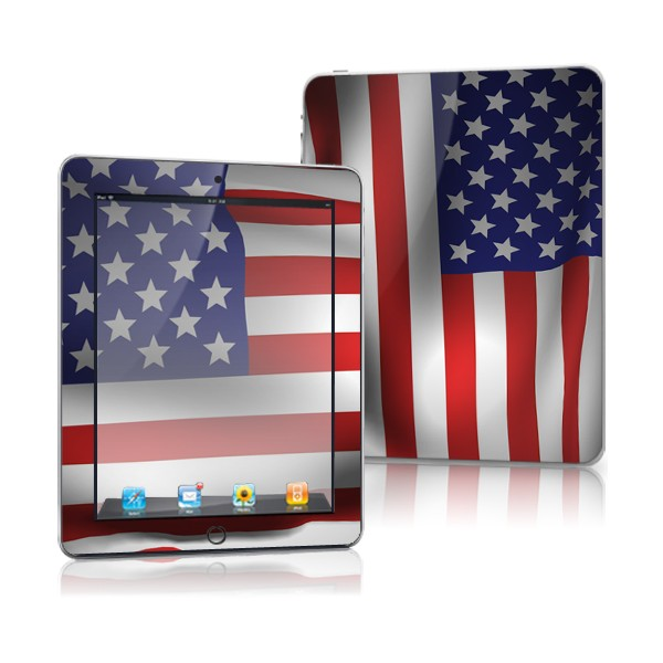 iPad skins iPad 1st Generation USA skin for iPad 1st Generation 600x600
