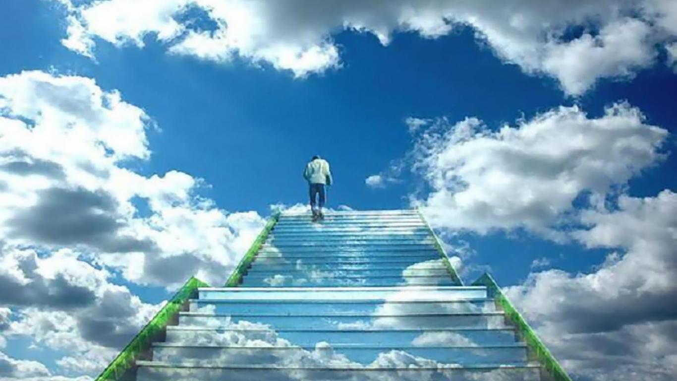 stairway to heaven background - photo #11