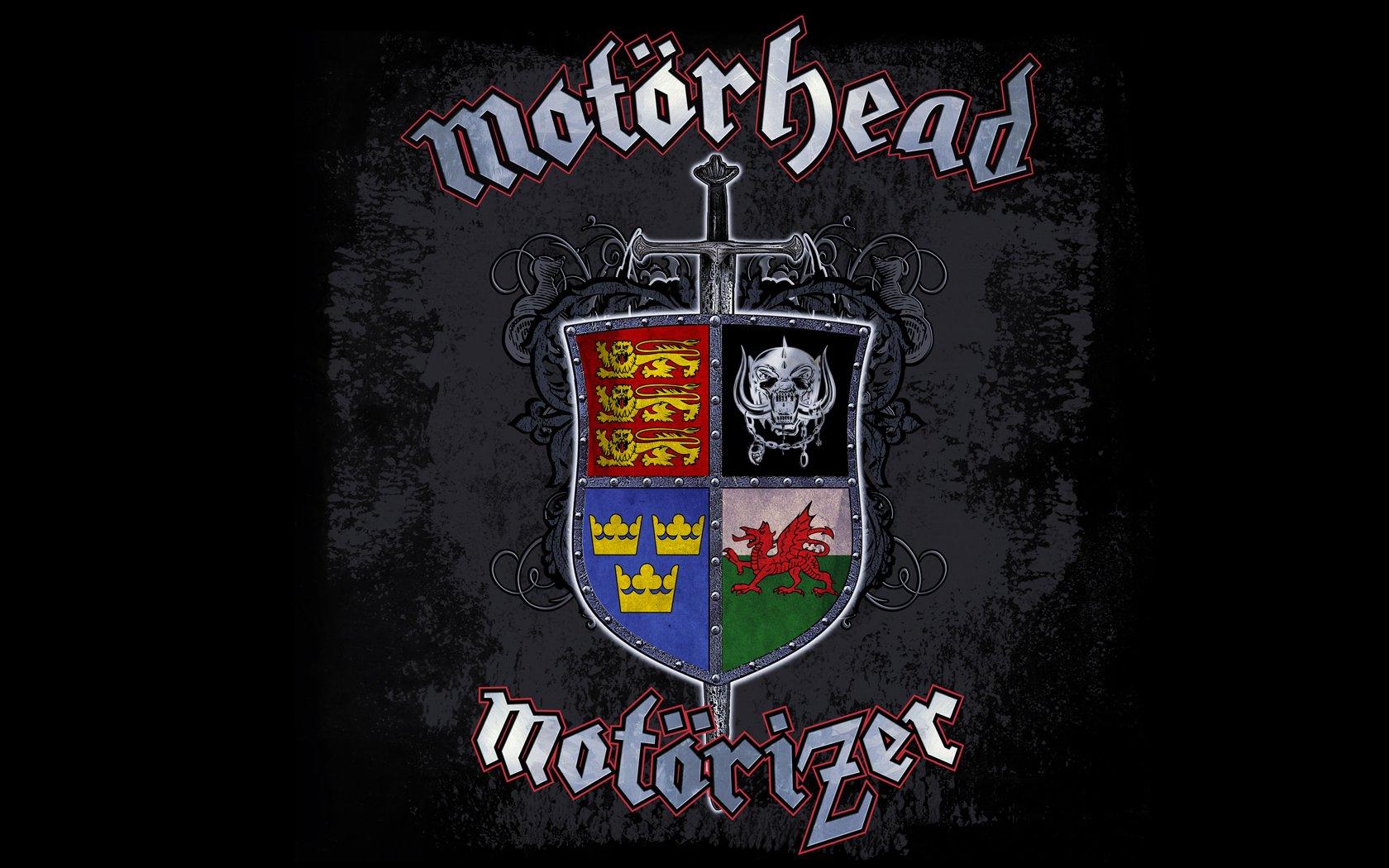 Wallpapers Motorhead Motorizer Myspace Backgrounds Motorhead 1680x1050