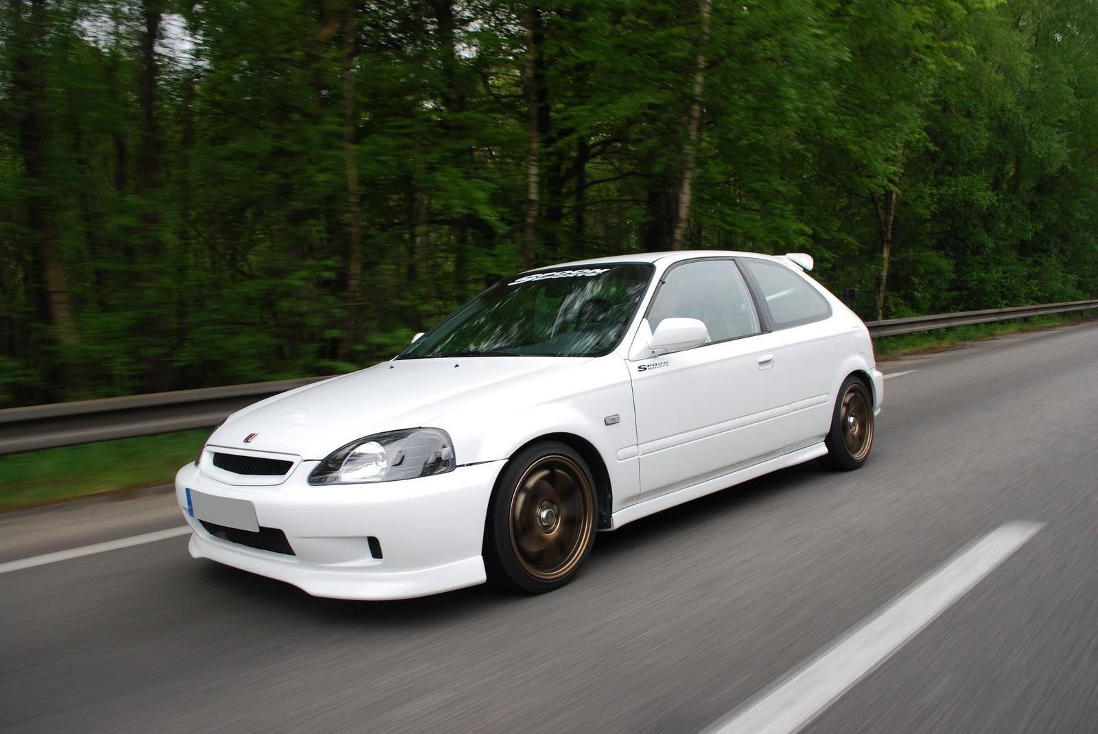 Honda Civic Ek9 Type R Wallpaper   johnywheelscom 1600x1070