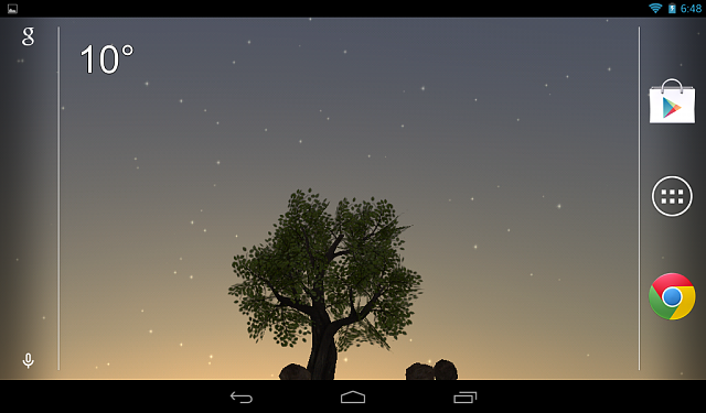 Animated Wallpaper For Android Phones: Animated Weather Wallpaper For Android