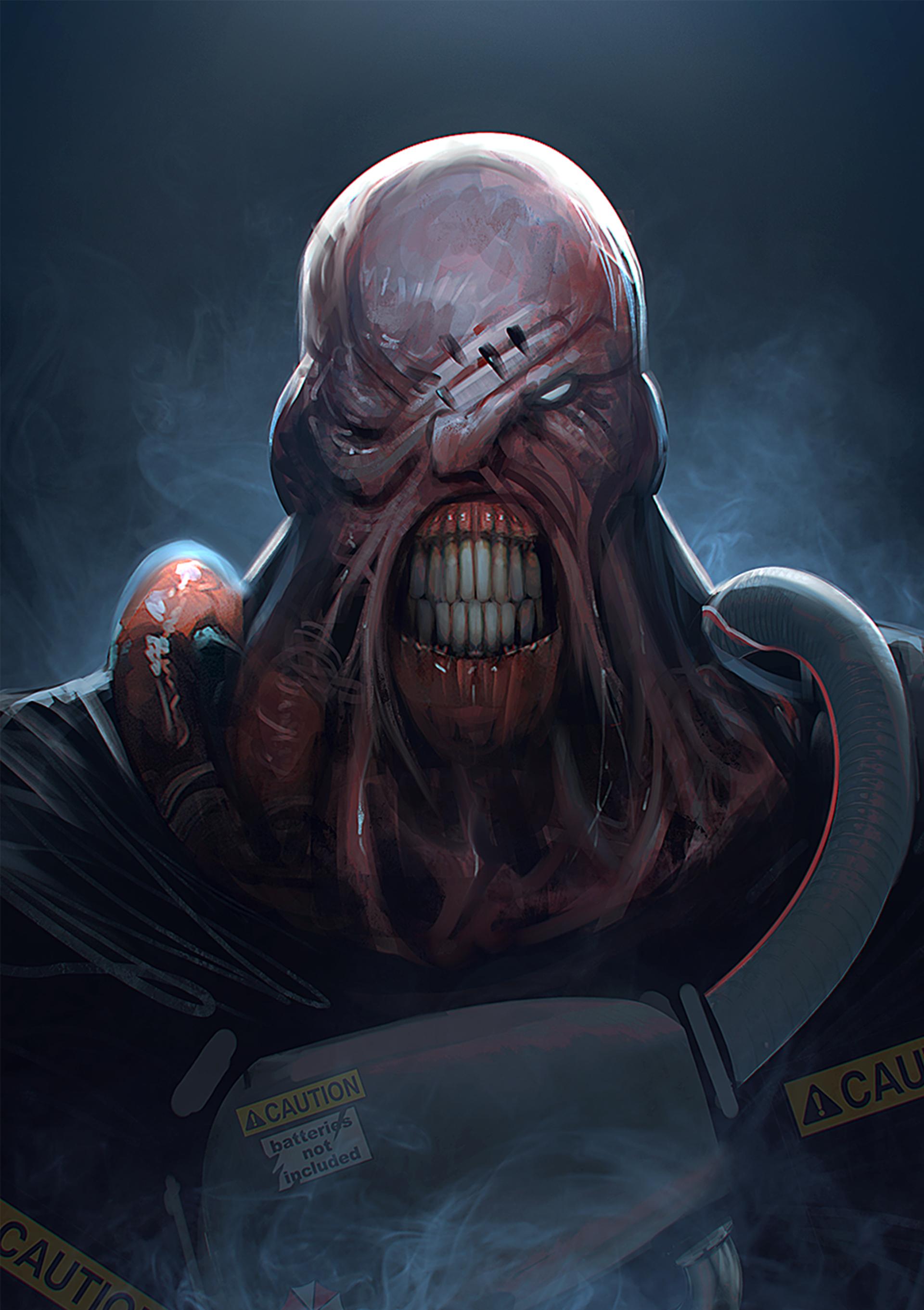 47 Resident Evil 3 Nemesis 2020 Wallpapers On Wallpapersafari