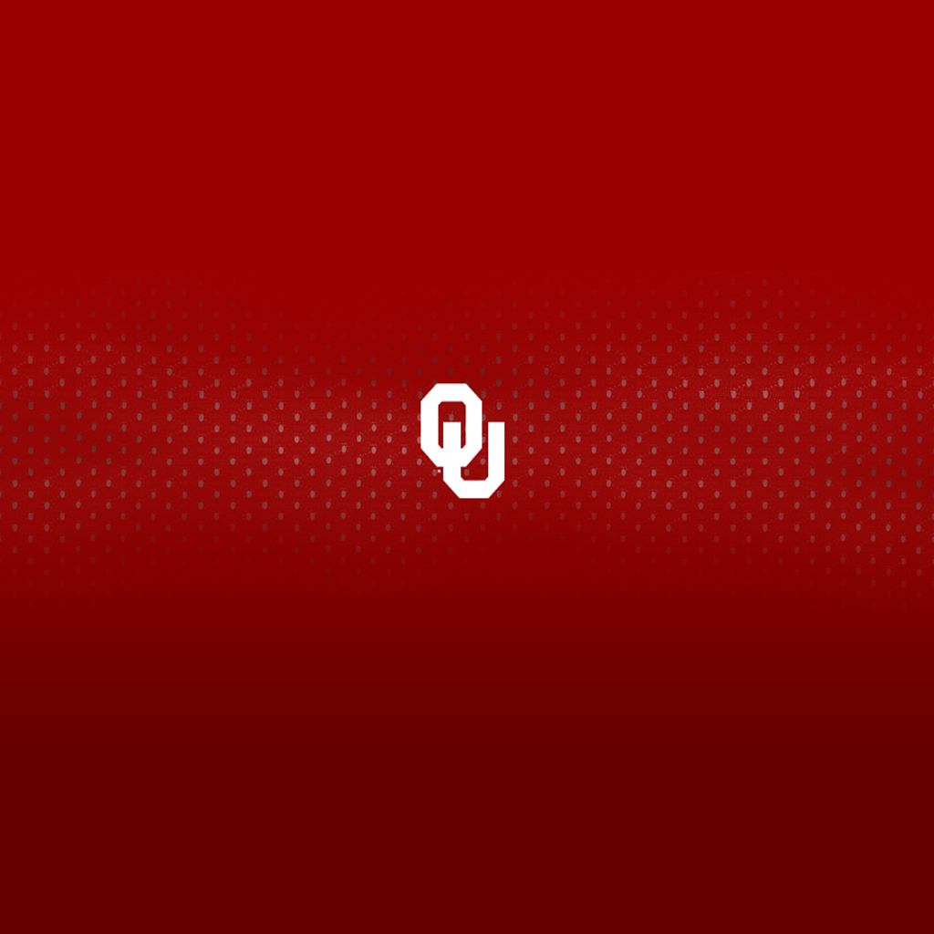 Oklahoma Sooners iPad Wallpaper Collection Sports Geekery 1024x1024