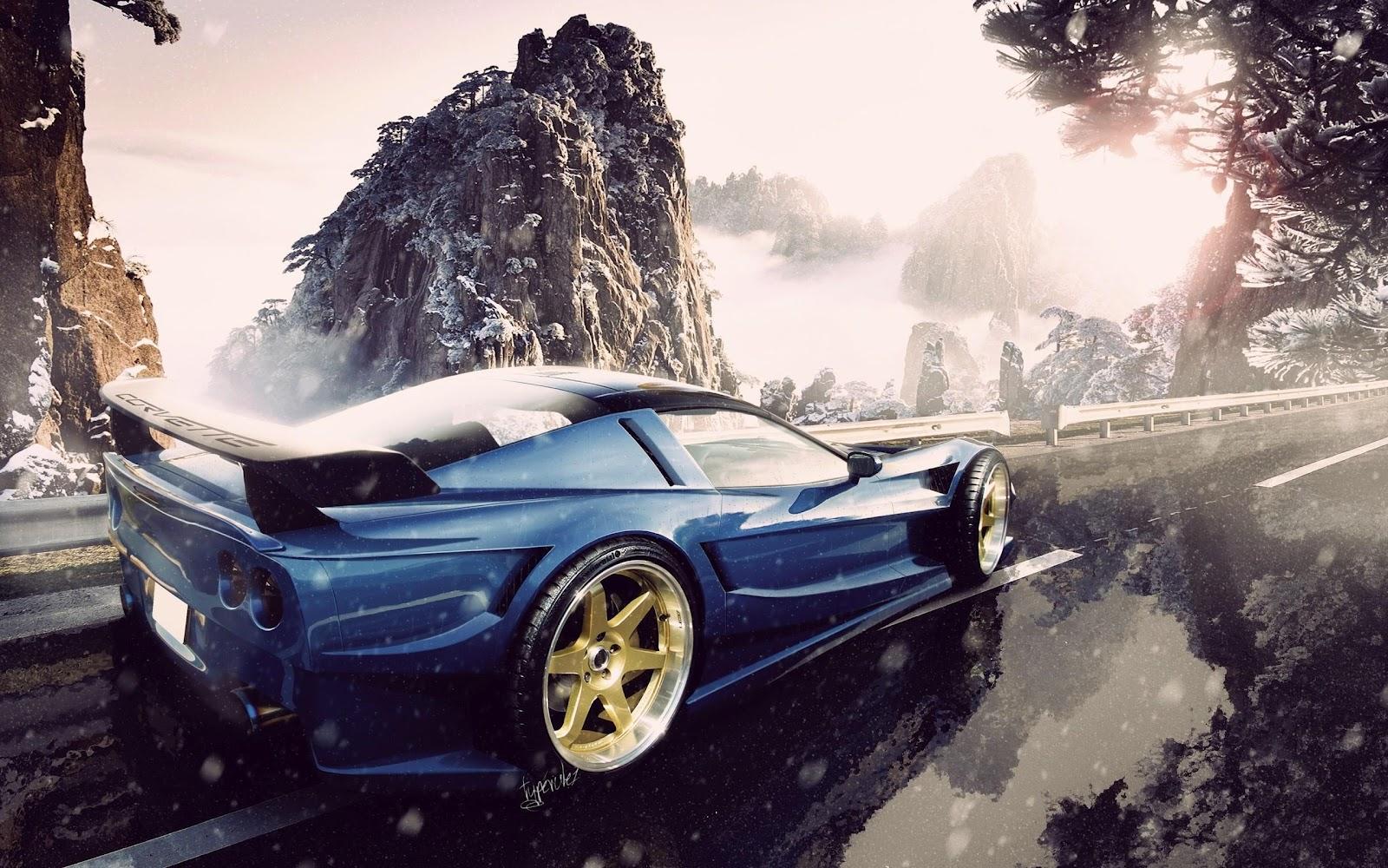 Hd Car Desktop Wallpaper Wallpapersafari