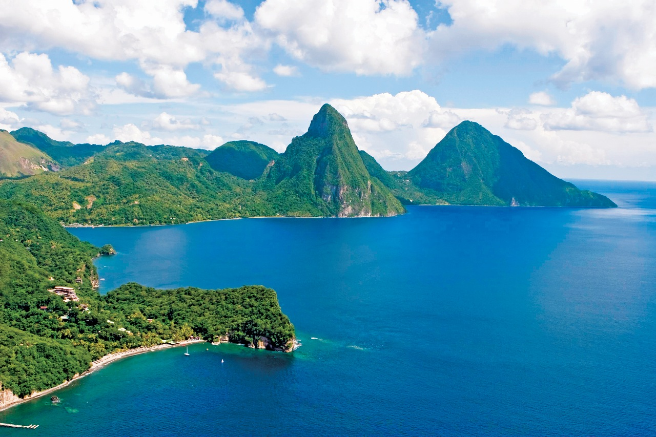 St Lucia Island HD Wallpaper   PhotosJunction 1280x853