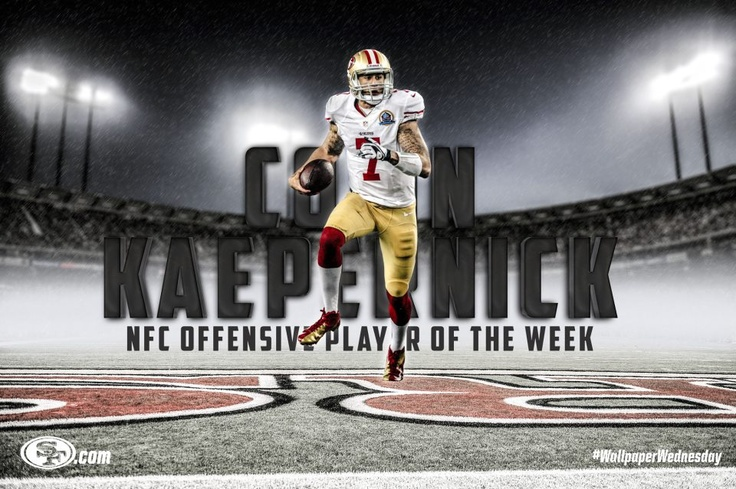This weeks Wallpaper Wednesday features the NFC Offensive 736x489