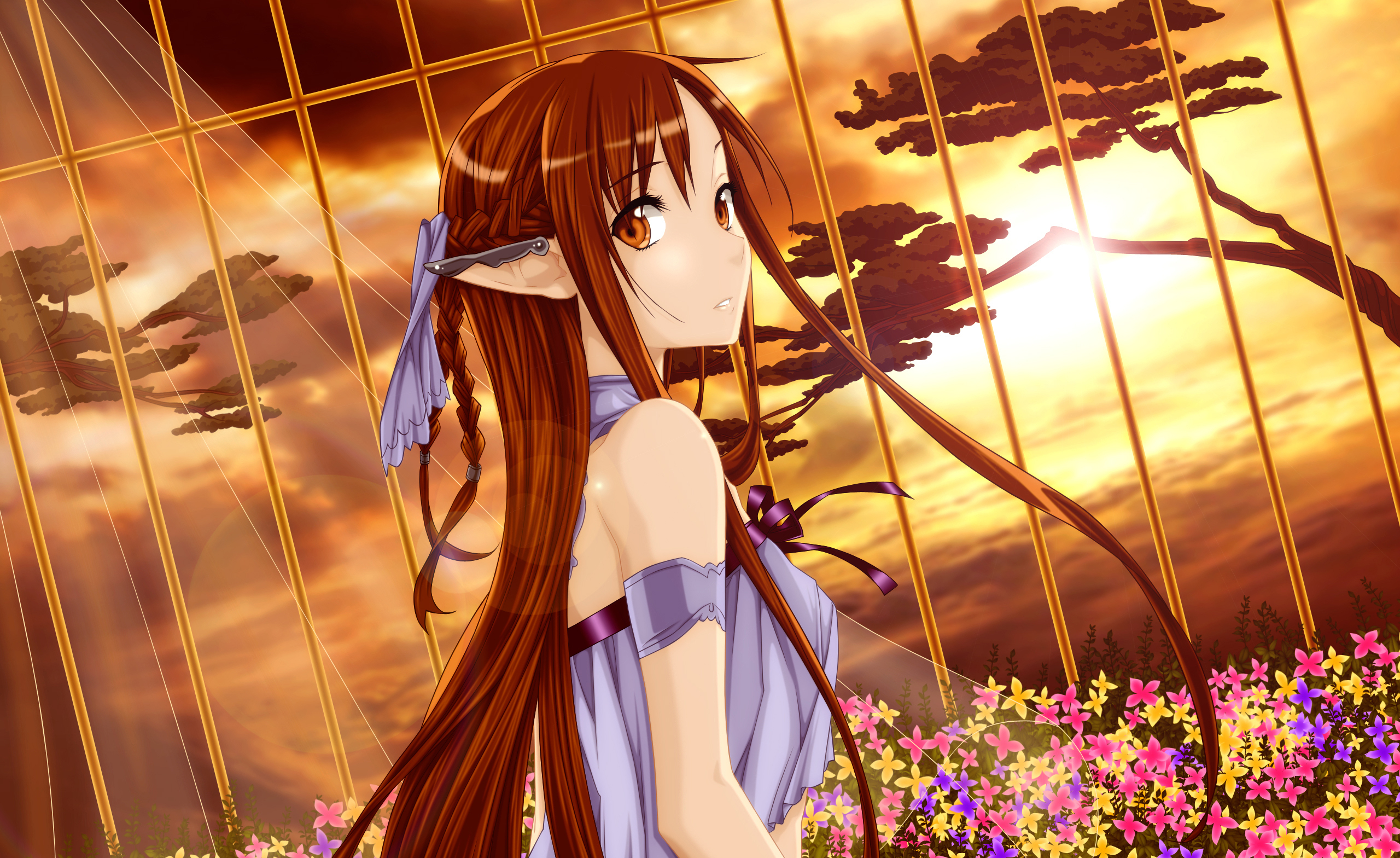 Yuuki Asuna HD Wallpapers   WallpaperAsk 2560x1568