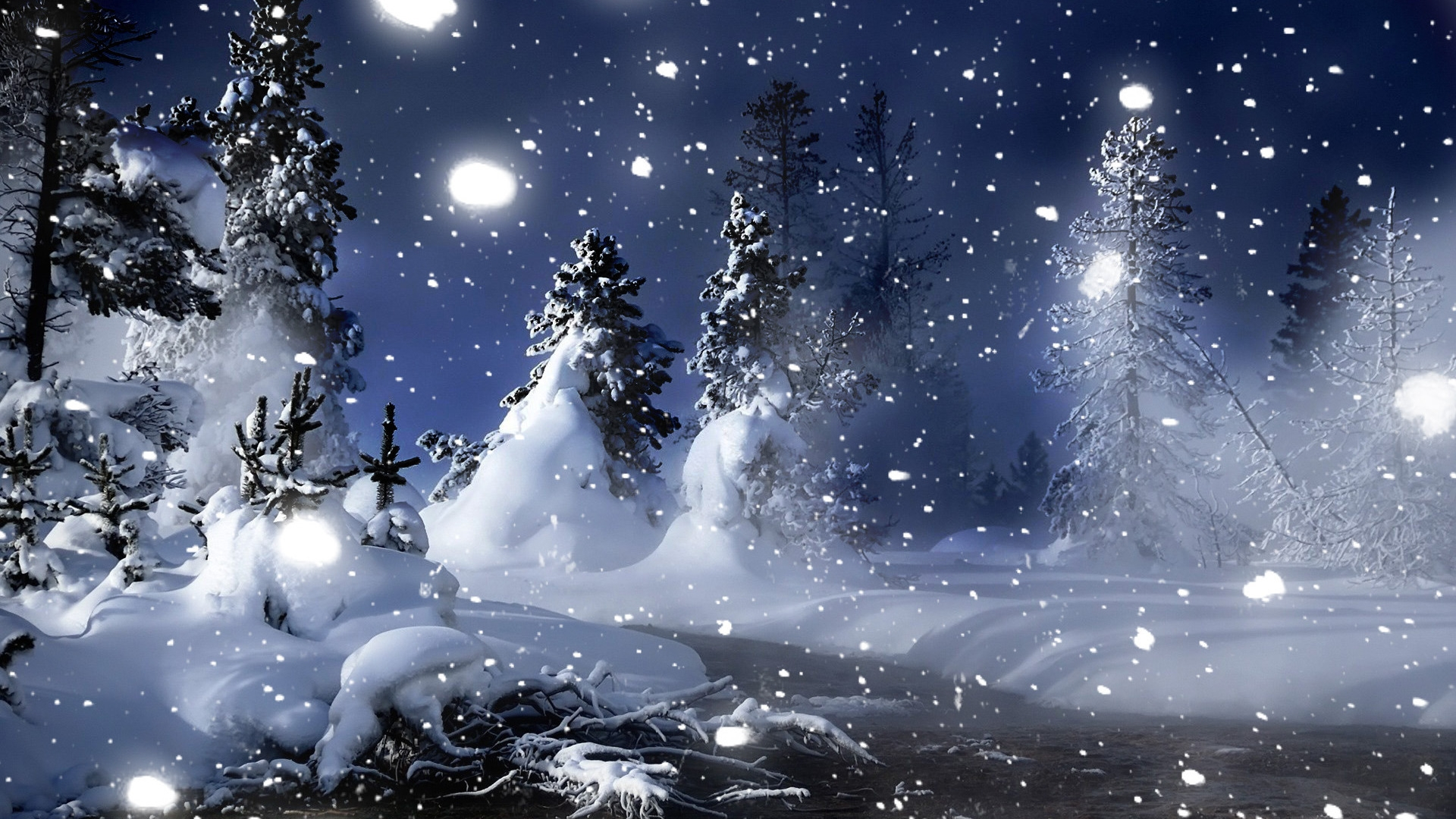 Winter Wallpapers HD 1920x1080