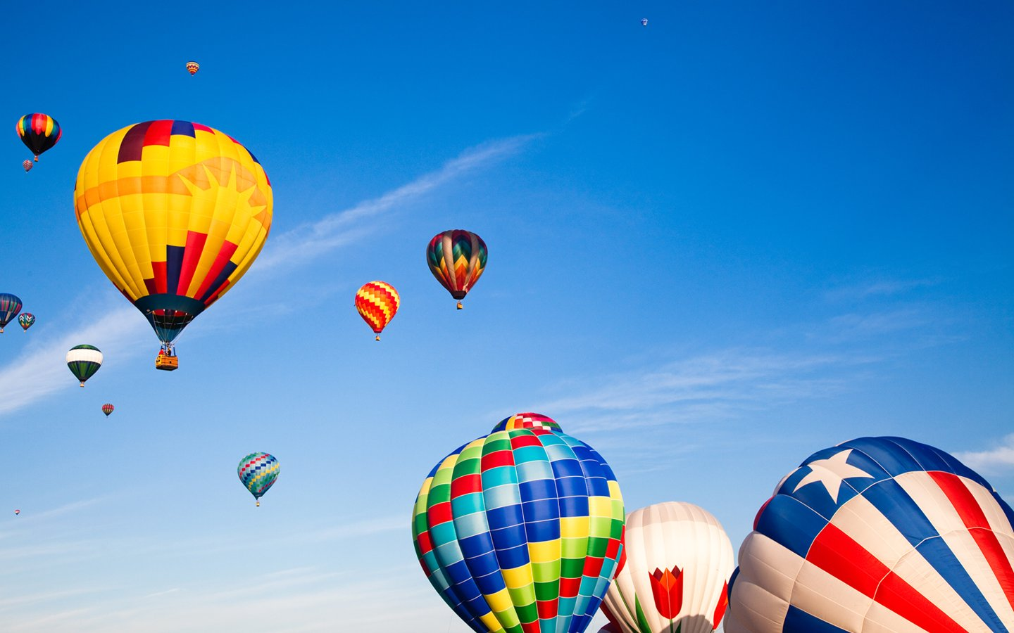 Hot Air Balloons Wallpapers Download 1440x900