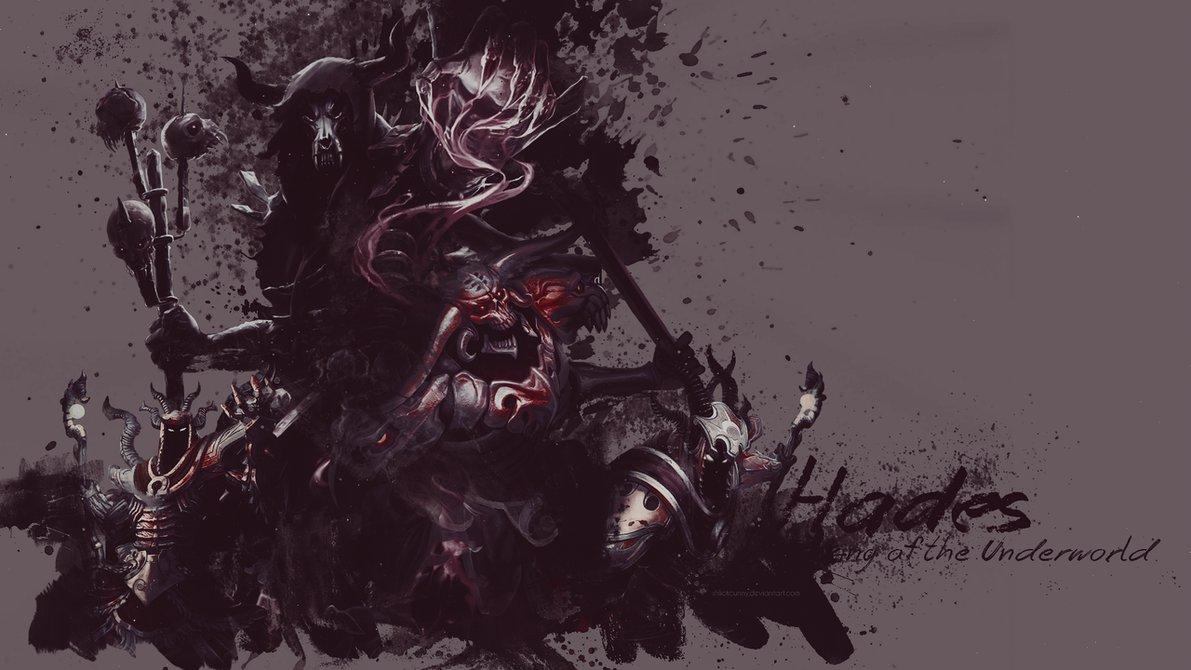 SMITE   Hades King of the Underworld by Shlickcunny 1191x670