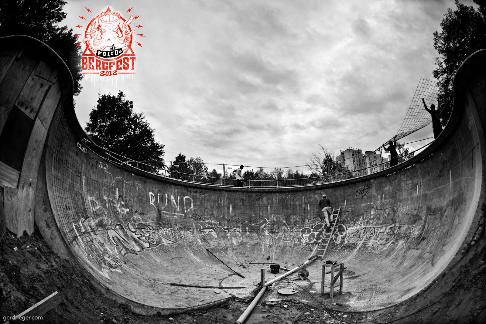 Wallpaper Skatepark Berg Fidel Bergfest 2017 1600x1067