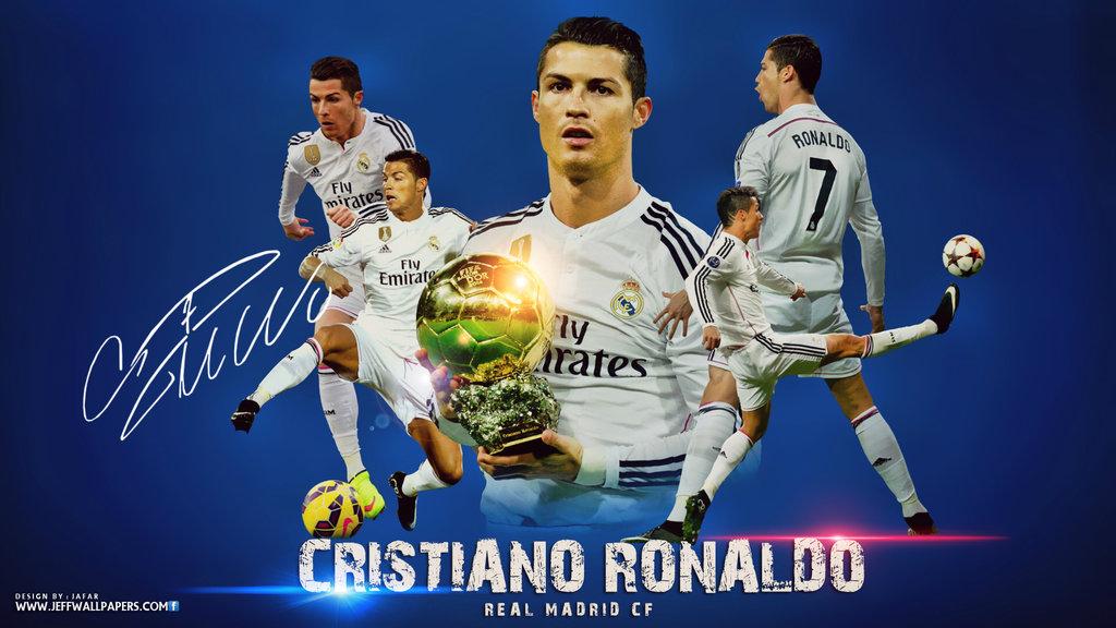 Cristiano Ronaldo 2015 Wallpaper | Download Best Desktop HD Wallpapers ...