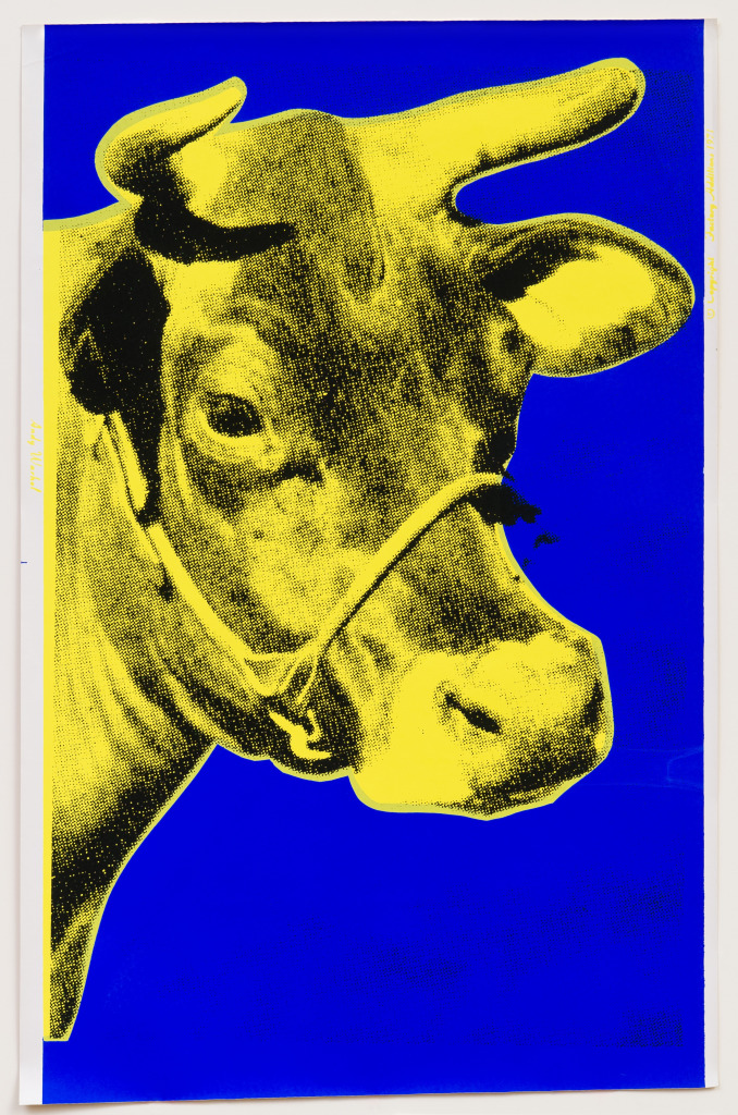 Andy Warhol   Cow Wallpaper at 1stdibs 678x1024