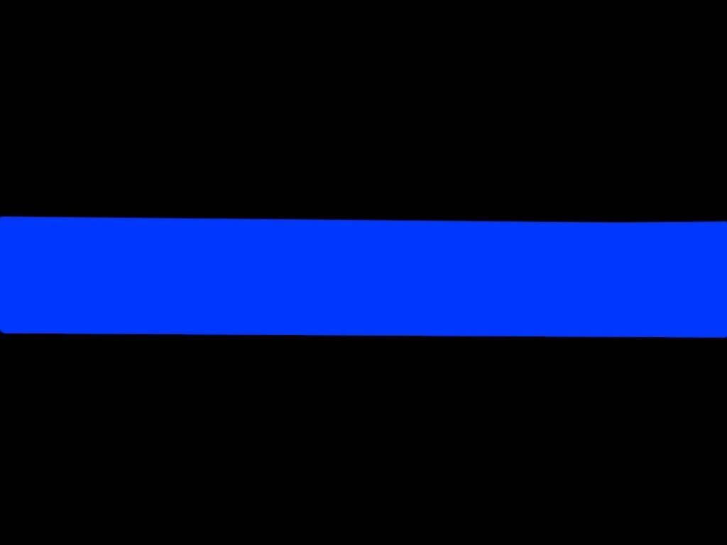 thin blue line thin blue line image the thin blue line 1024x768