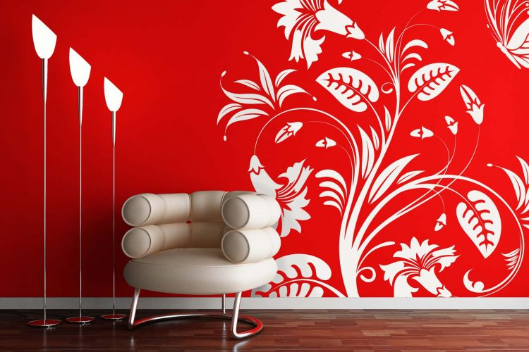Free Download Wall Designs To Impress Your Visitors Interior Design Inspiration 750x500 For Your Desktop Mobile Tablet Explore 45 Wall Wallpaper Designs Wall Wallpaper Designs Gallery Modern Wallpaper For