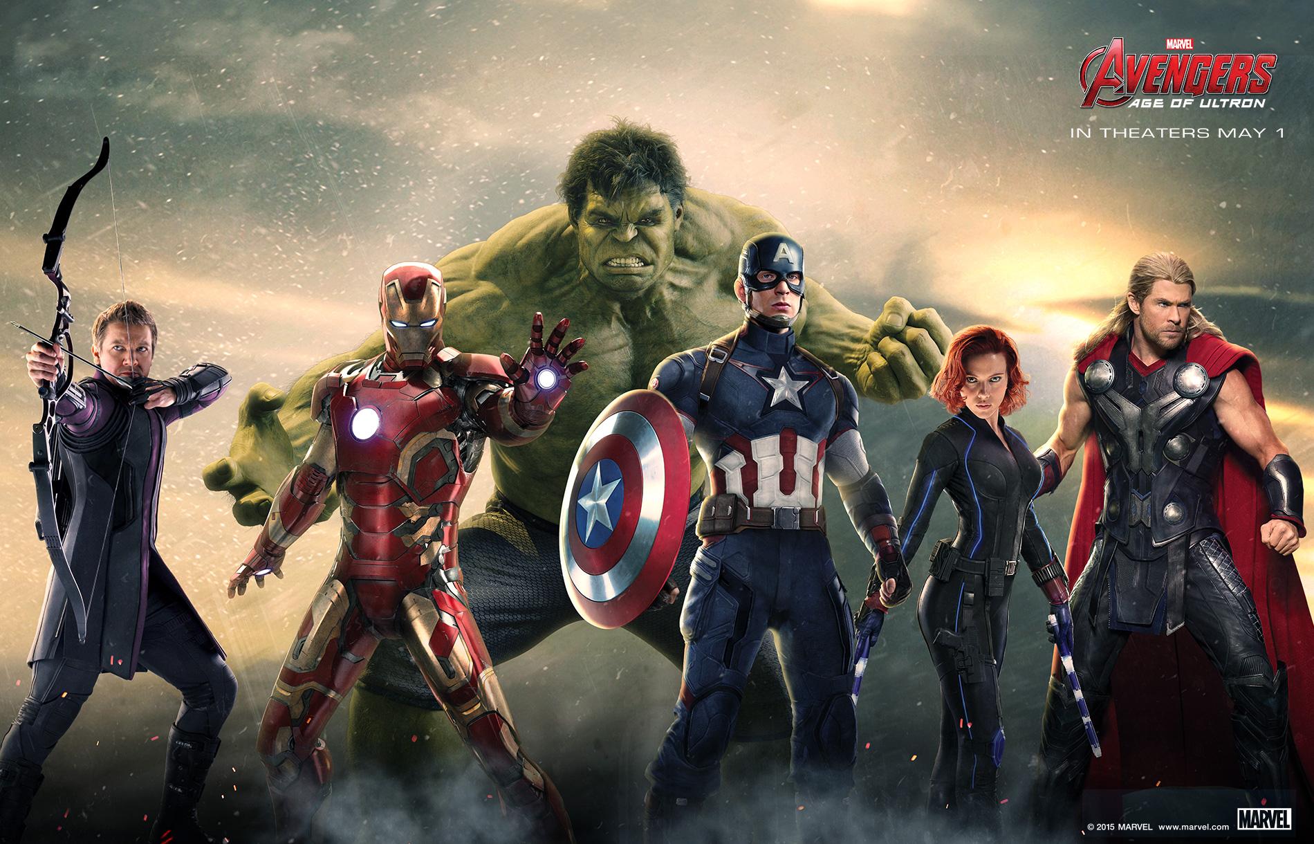Avengers Lre dUltron Audi sort le grand jeu spot TV 1900x1220
