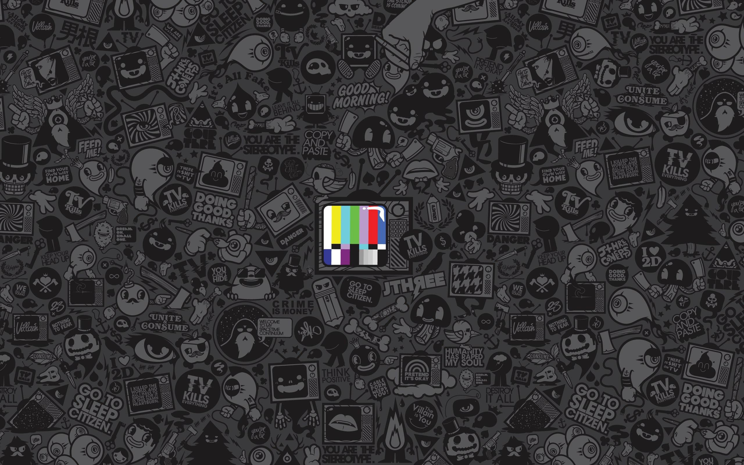 Funky Wallpapers HD 2560x1600