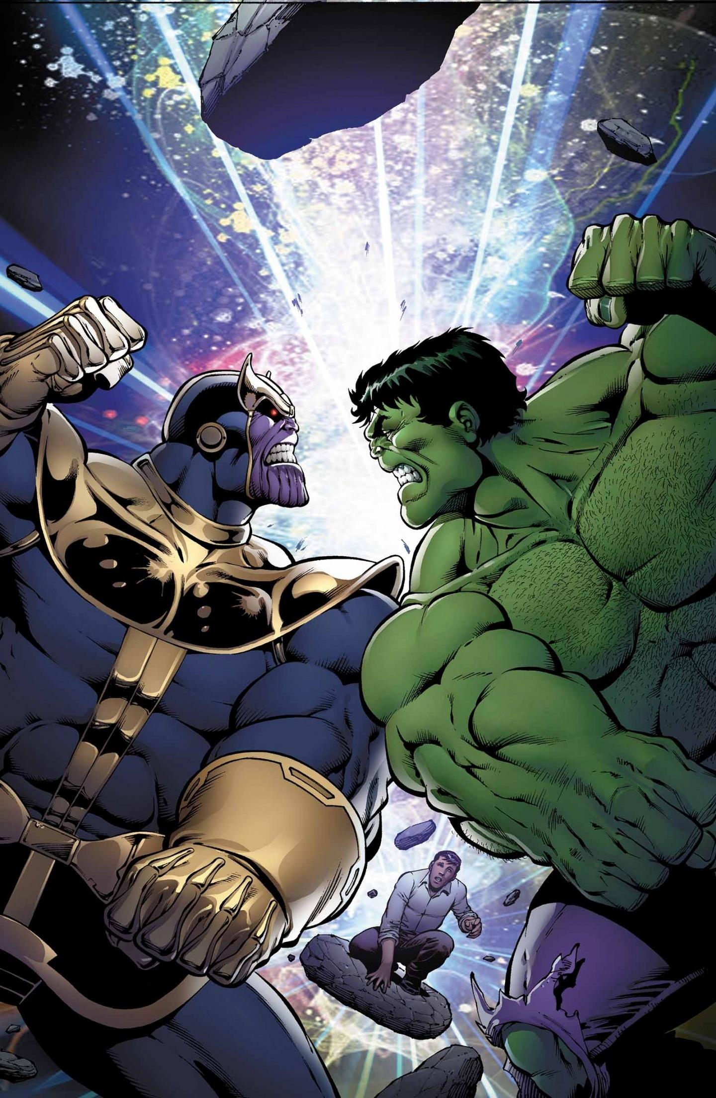 Thanos Vs Hulk Cover Hulk Vs Photo Background Wallpapers Images 1440x2209
