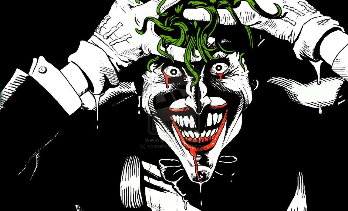 Batman The Killing Joke Wallpaper The killing joke by enmortem 1147x697