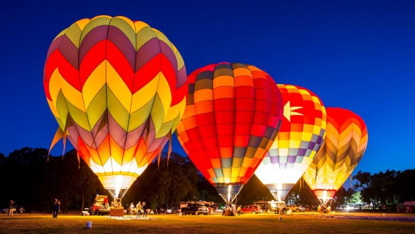 The Murfreesboro PulseA Drift Over Franklin 2016 Hot Air Balloon 600x338