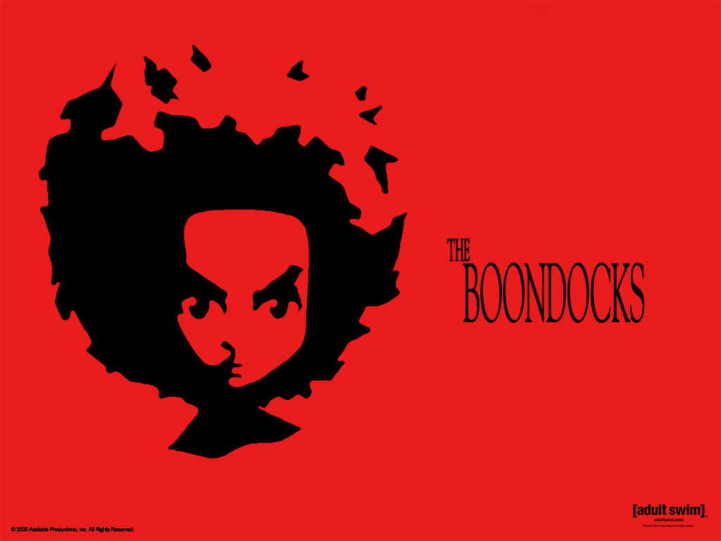 The Boondocks Huey Wallpaper The Boondocks Huey Desktop Background 1024x768