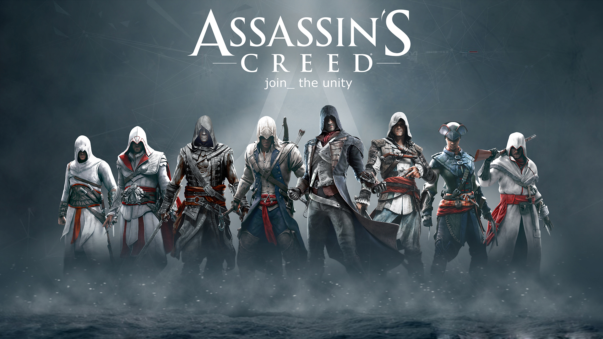 Assassins Creed Wallpaper HD 1920x1080
