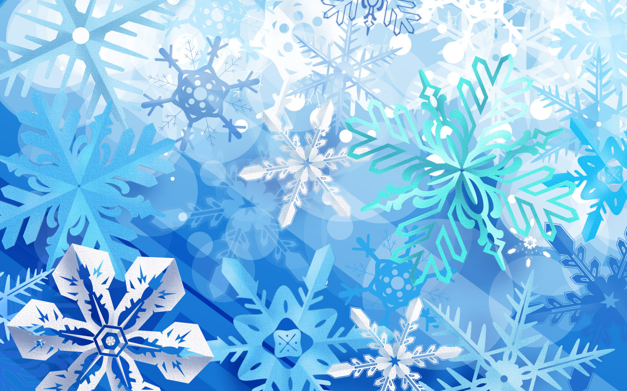 Snowflakes for Sandy Hook Elementary 1280x800