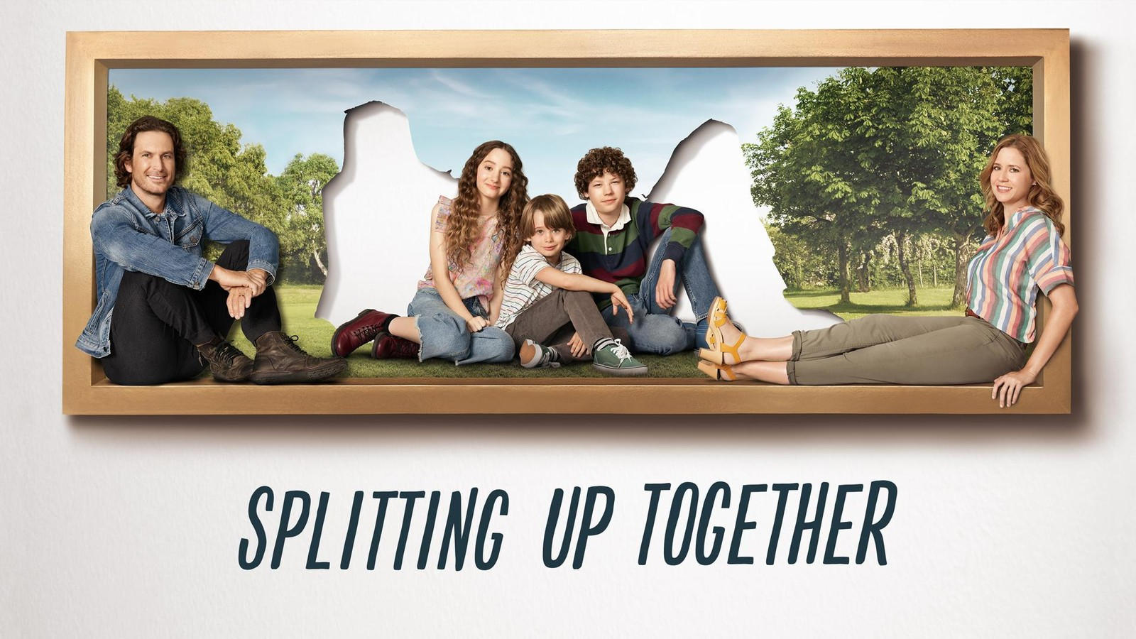 About Splitting Up Together TV Show Series 1600x900