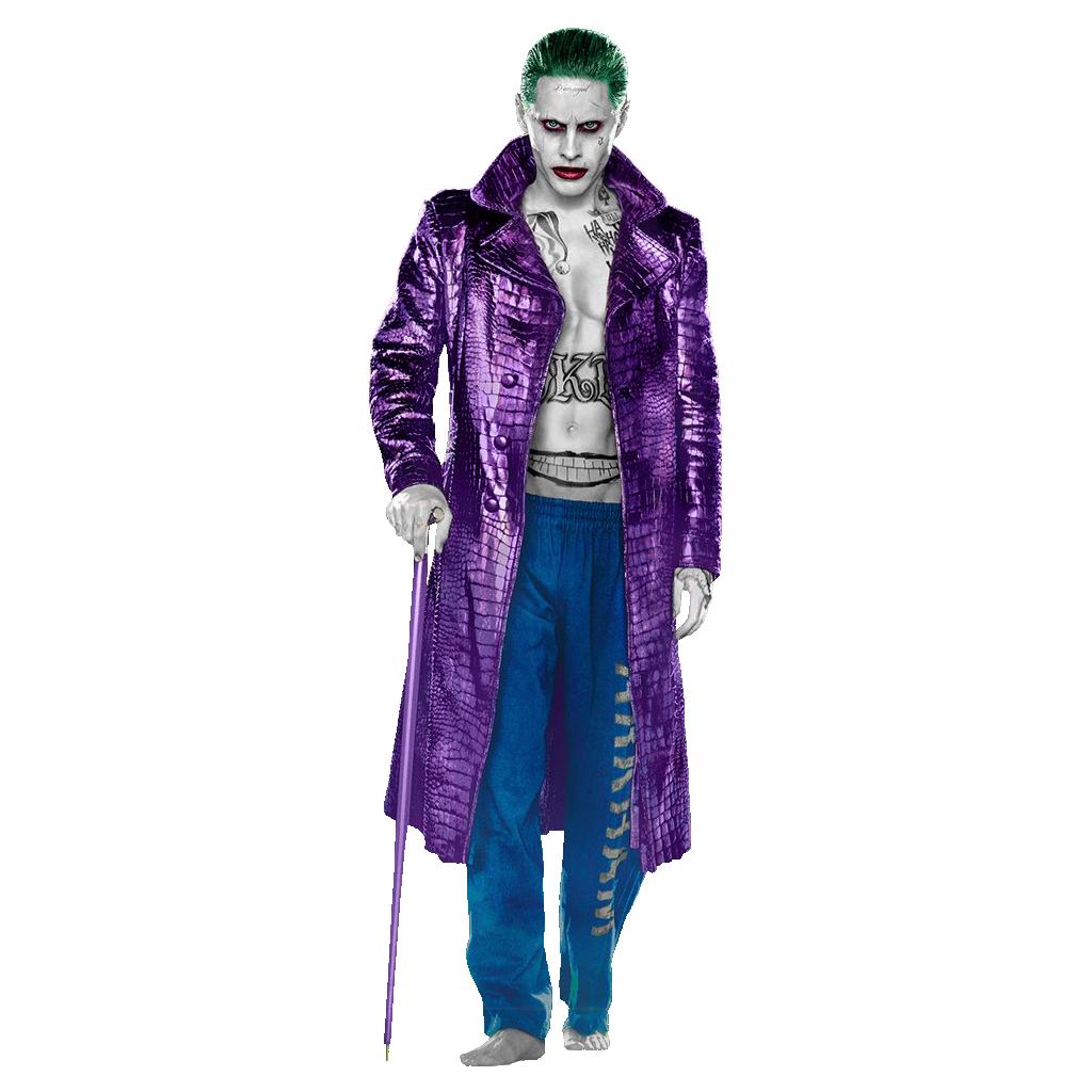 Suicide Squad - The Joker (Custom Render) by WyRuZzaH on DeviantArt