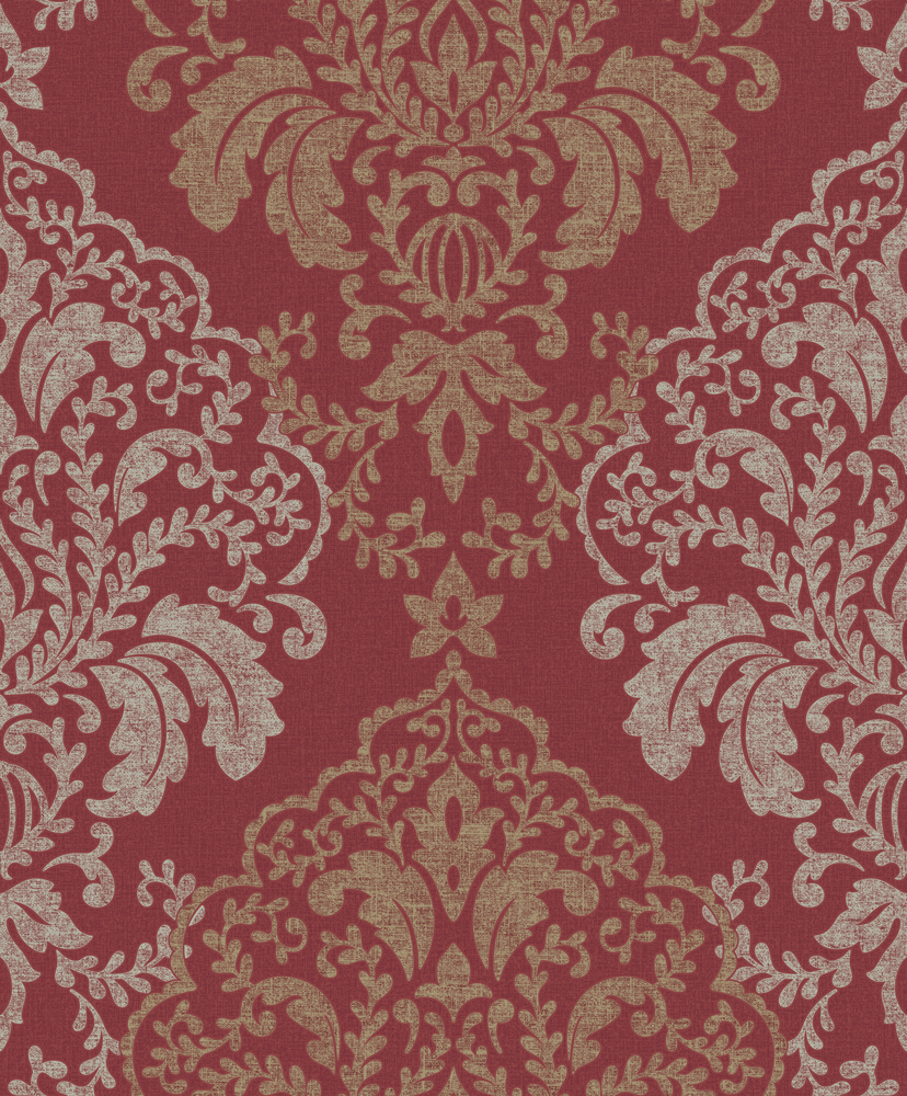Red damask wallpapers 51 wallpapers hd wallpapers for Wallpaper homebase gold