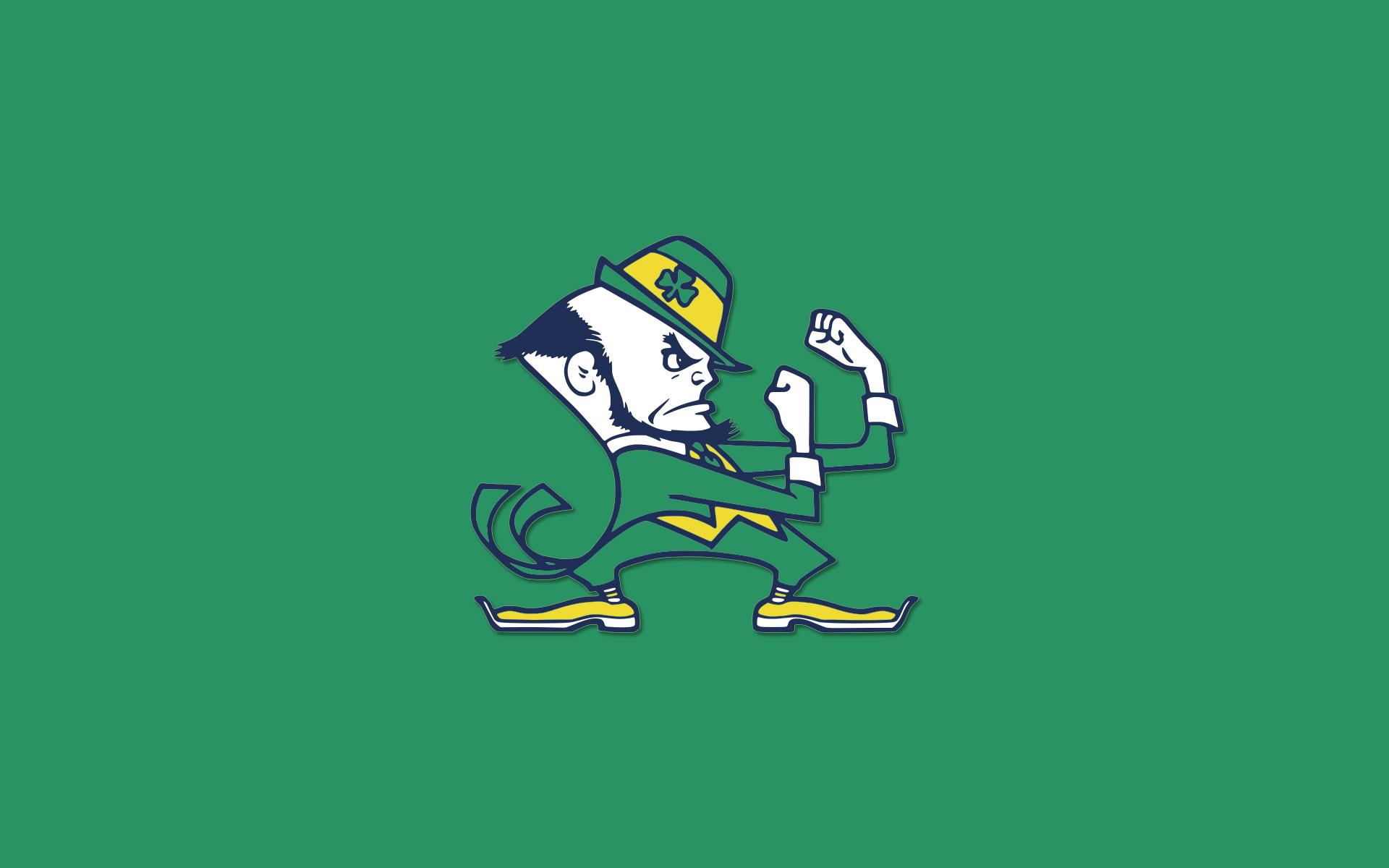 Notre Dame Fighting Irish wallpaper   423442 1920x1200
