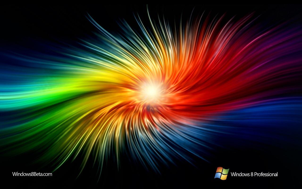 Windows 8 The New Beginning Wallpaper 1280x800