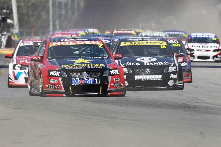 Aussie V8 Supercars race racing v 8 hj wallpaper 3400x2267 132151 736x491