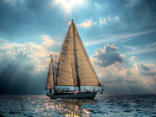 Collection of Beautiful Sailing Wallpapers for Your 500x375