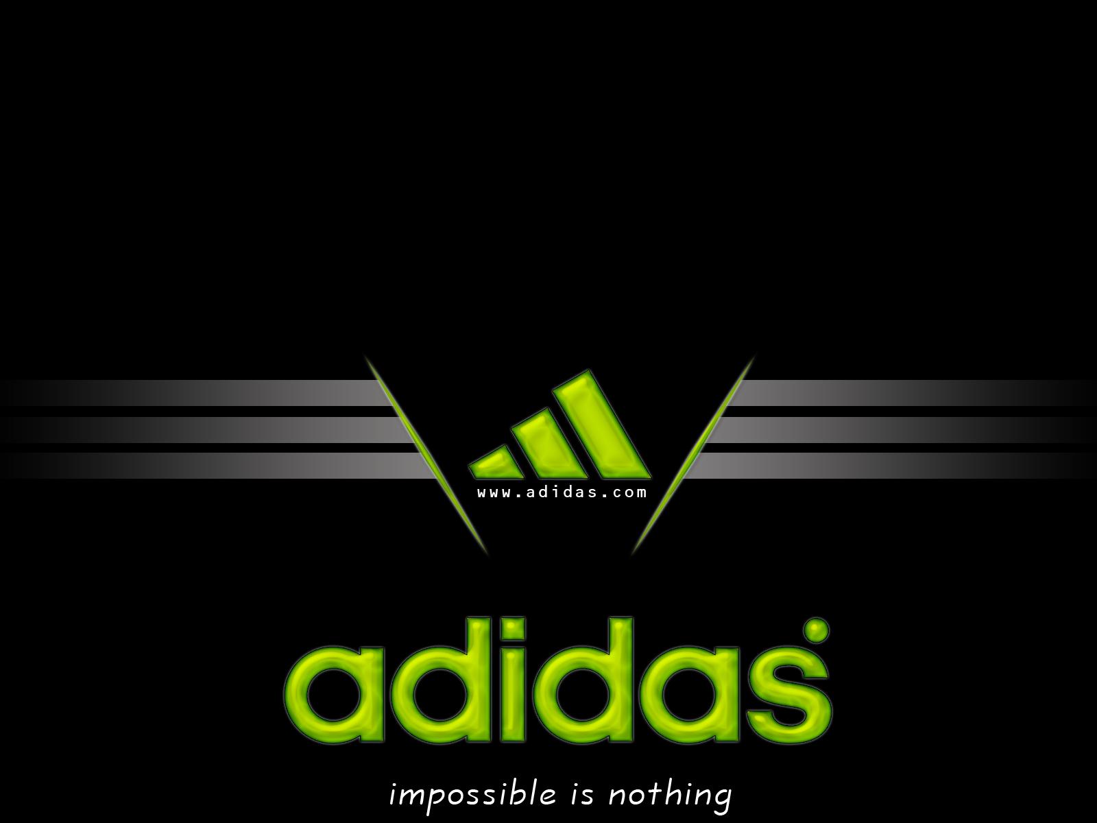 New HD Adidas Logo Wallpaper 1600x1200