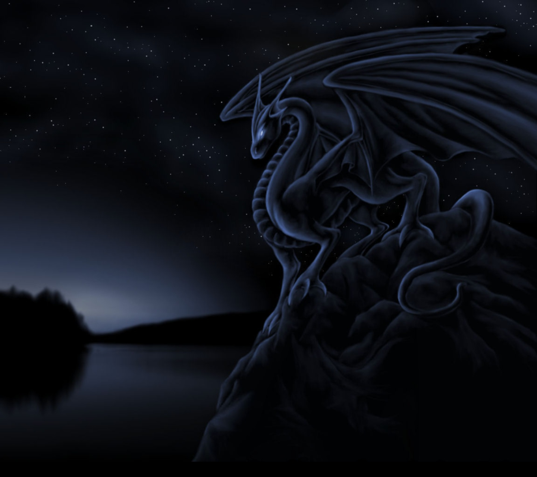 free 1440X1280 Shadow dragon 1440x1280 wallpaper screensaver preview 1440x1280
