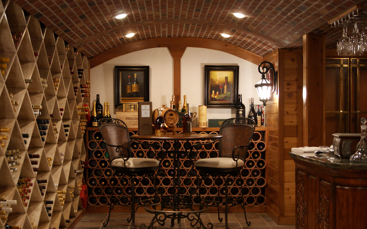 Wine Cellar Wallpaper Wallpapersafari